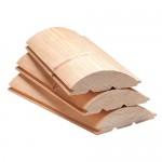 Деревянные изделия для внешней и внутренней отделки