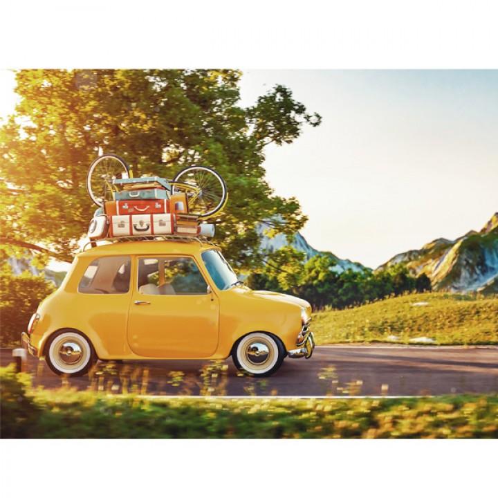 Картина АGL1-036 в раме 30*40*4,5 глянцевая Настроение: отпуск