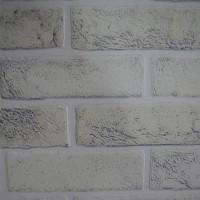 Панель МДФ с тиснением 930х2200х6 мм серый кирпич 12