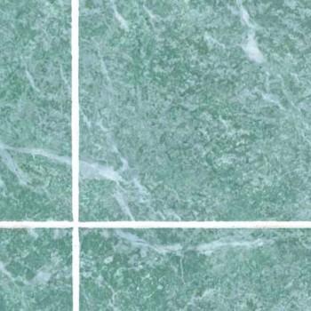 Листовая панель ДВП Eucatex Ocean Green 6x6/Зеленый океан 15х15 (1220x2440x3 мм)
