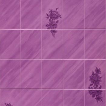 Листовая панель ДВП Eucatex Lilac Lily 6x8/Лилия Лиловая (1220x2440x3 мм)