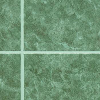 Листовая панель ДВП Eucatex Emerald Green 6x6/Зеленый изумруд 15х15 (1220x2440x3 мм)