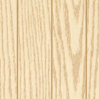 Листовая панель ДВП Eucatex Avalon Oak 2/Дуб Авалон рейка 5 см (1220x2440x3 мм)