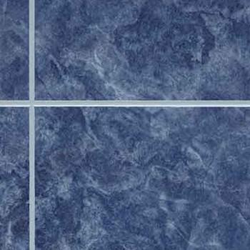 Листовая панель ДВП Eucatex Sapphire Blue 6x6/Голубой сапфир 15х15 (1220x2440x3 мм)