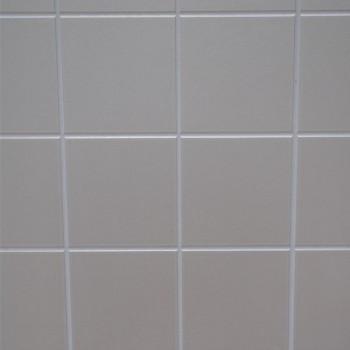 Листовая панель ДВП Eucatex Branco Perolado 4x4/Белая жемчужина 10х10 (1220x2440x3 мм)