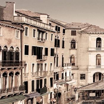Панель декоративная матовая 2440х600х4 мм Венеция PM 008 (кухонный фартук МДФ)