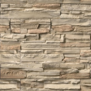 Панель декоративная матовая 2440х600х4 мм Песочный сланец PM 016 (кухонный фартук МДФ)