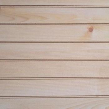 Стеновая панель МДФ Trimac сосна Жовта с насечками/Ponderosa Pine Beaded